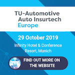 TU-Automotive Auto Insurtech 2019