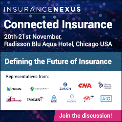 5th Annual Connected Insurance USA 2019 banner 250x250