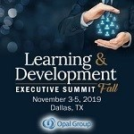 Learning & Development Executive Summit Fall 2019