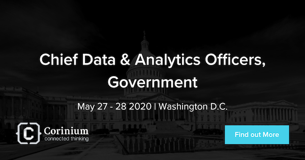Chief Data & Analytics Officers, Government 2020 banner 600x315
