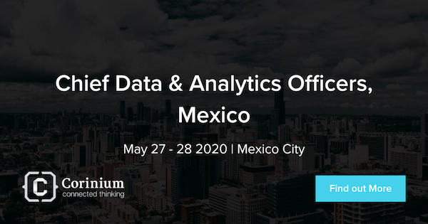 Chief Data & Analytics Officers, Mexico 2020 banner 600x315