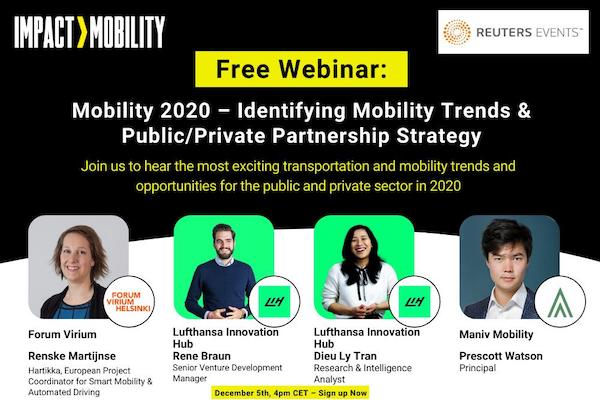 Mobility 2020 – Identifying Mobility Trends & Public/Private Partnership Strategy banner 600x400