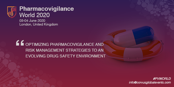 Pharmacovigilance World 2020 banner 600x300