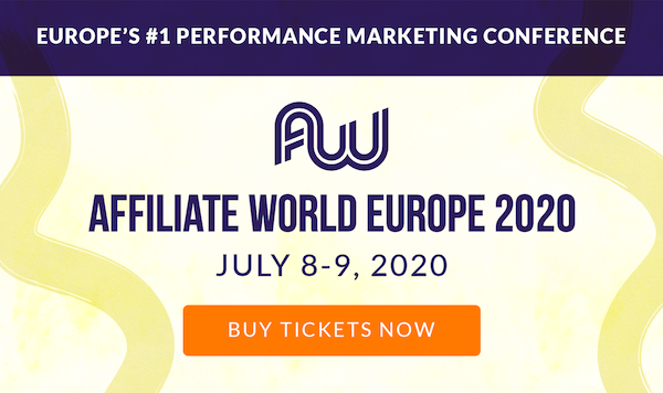 Affiliate World Europe banner 600x356