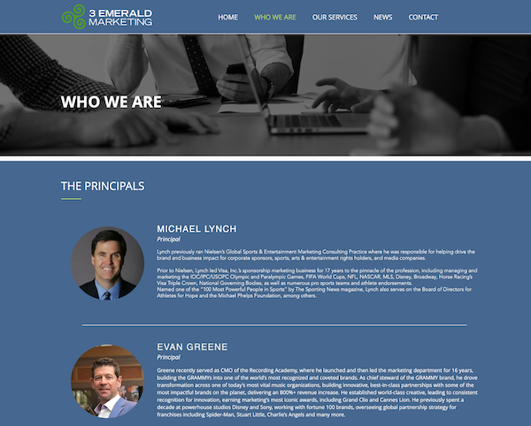 3 Emerald Marketing who we are