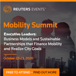 Reuters Events Mobility: Executive Leaders Virtual Conference