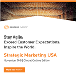 Reuters Events Launches Strategic Marketing USA – Setting the Future of Marketing